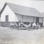 A Home in Johnnie - historic photographs