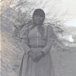 Wechallis - Belle of the Piutes - Sandy, Nevada Jan 1904 - historic photographs