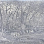White's Spring at Manse Nev - 32 miles North of Sandy - historic photographs